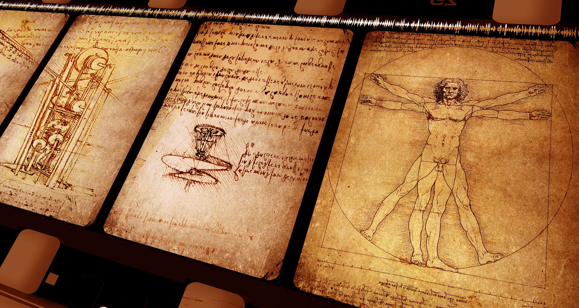 Leonardo da Vinci was a generalist